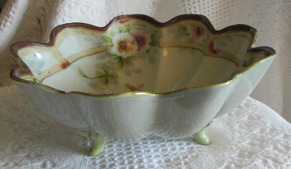 Nippon Footed Bowl