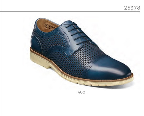 ELLERY CAP TOE OXFORD