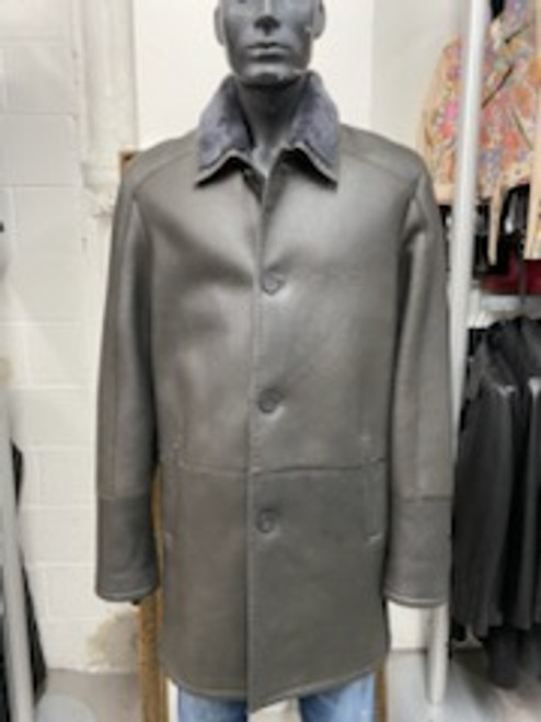 Mens Sheepskin Jacket