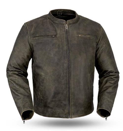 2XL 3XL 4XL 5XL biker jacket