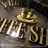GOLD COFFEE SHOP