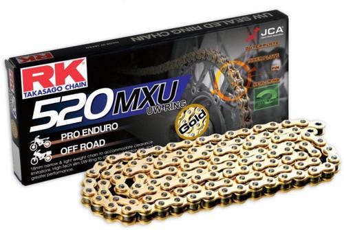 520 enduro chain , MXU chain ,MX chain