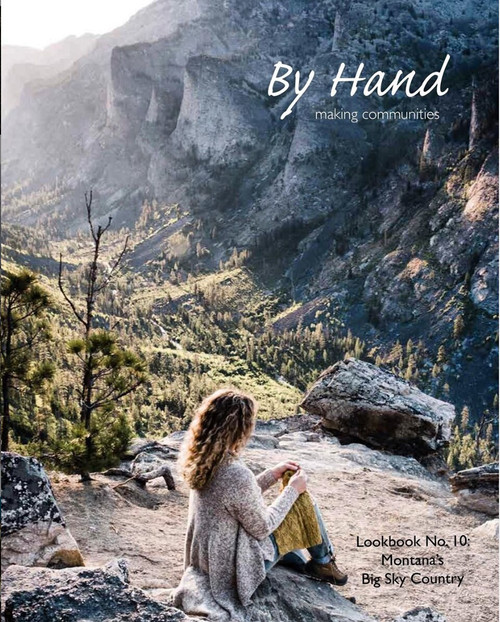 By Hand Serial No 10 - Montana