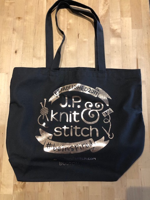 JPKS Canvas Grocery Tote