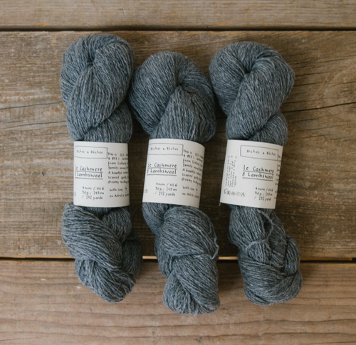 Biches & Bûches Yarn - Cashmere & Lambswool