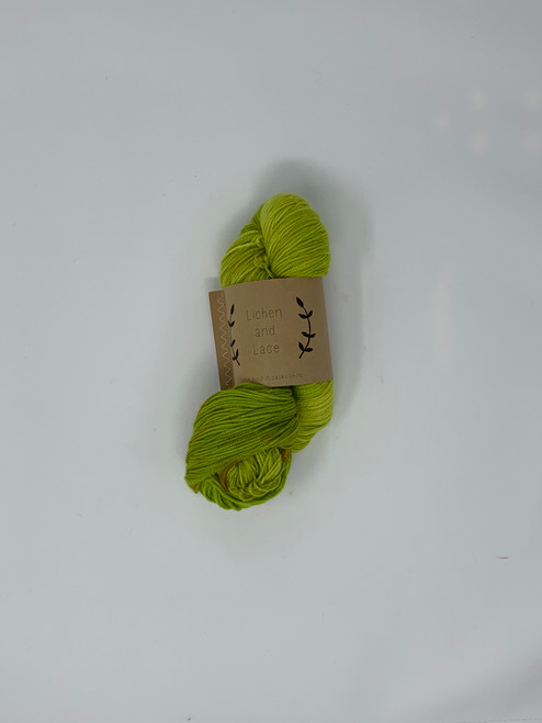 Lichen and Lace - Sock