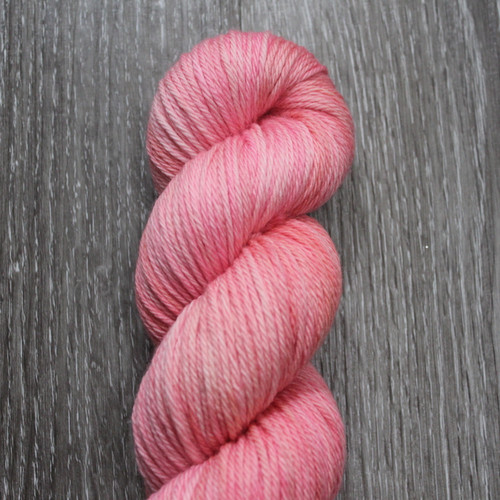 WoolRx Yarns - Wicked Worsted in Bubble Gum Girl
