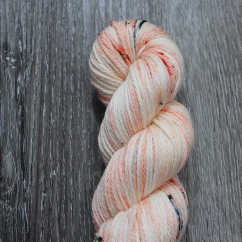 WoolRx Yarns - Wicked Worsted in Depeach Mode