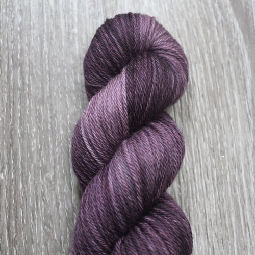 WoolRx Yarns - Wicked Worsted in Midnight Tango