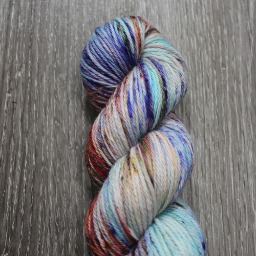 WoolRx Yarns - Wicked Worsted in Reef