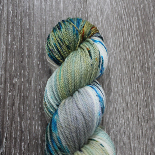 WoolRx Yarns - Wicked Worsted in Under the Sea
