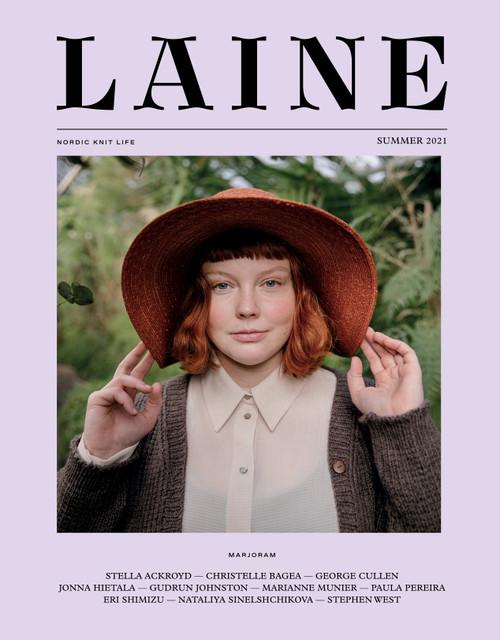 Laine Magazine Issue 11 - Marjoram