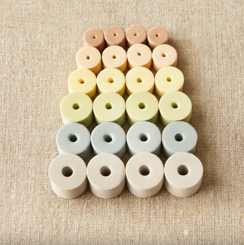 Coco Knits Earth Tones Stoppers