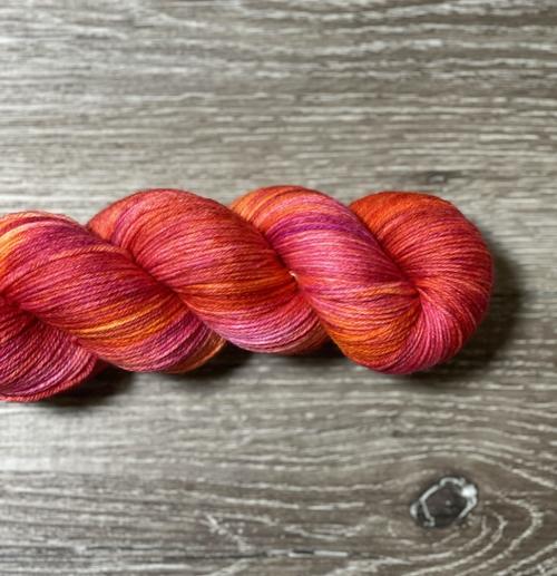 WoolRx Yarns - Manhattan MCN in Red