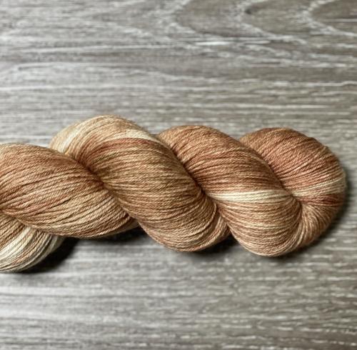 WoolRx Yarns - Manhattan MCN in Wheat