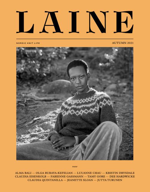 Laine Magazine Issue 12 - Hav
