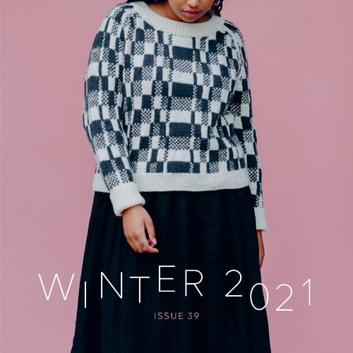 Pre-order PomPom - Winter 2021