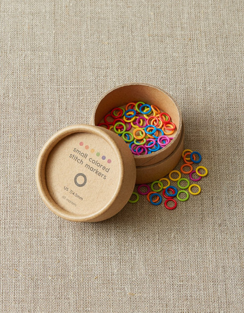Coco Knits Small Colored Stitch Markers