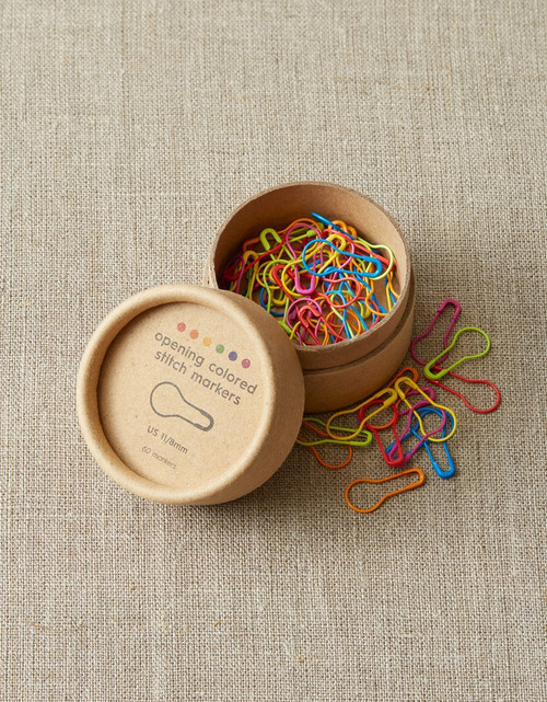 Coco Knits Opening Stitch Markers