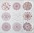 Embroidery Mandala Complete Kit
