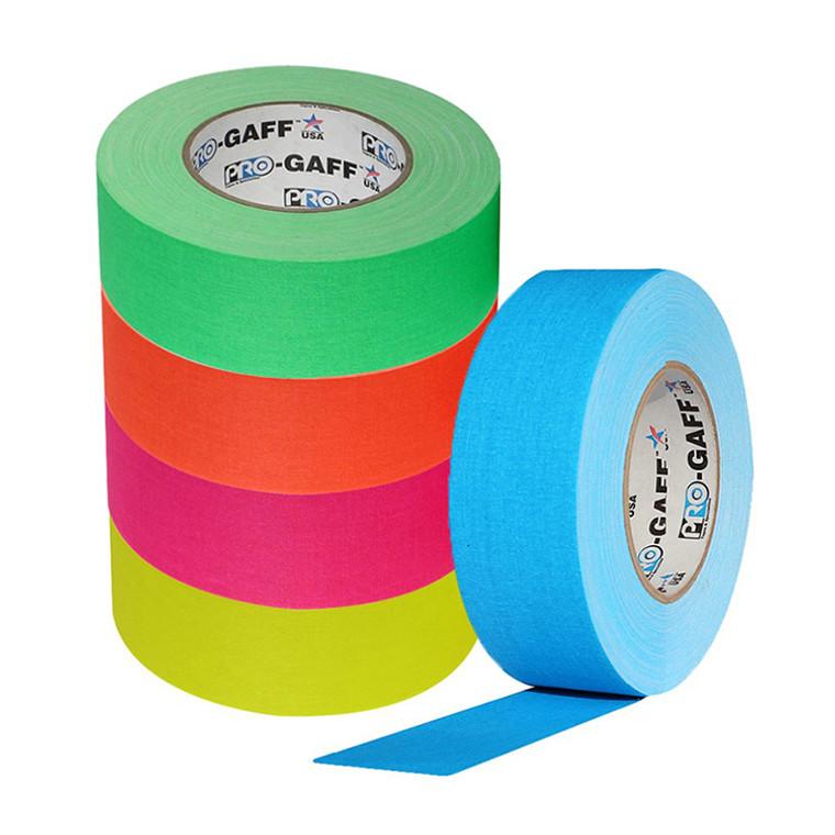 Fluorescent Gaffer Tape