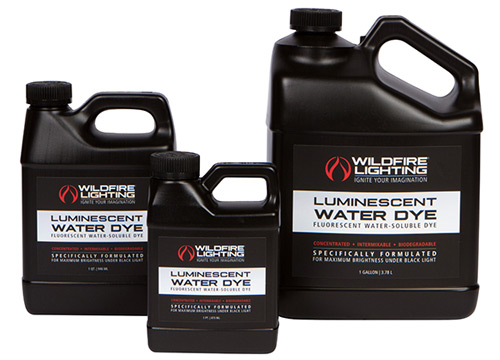 Wildfire Luminescent Water Dye
