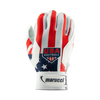 USA Softball Stars and Stripes Batting Gloves
