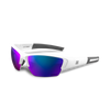 MV108 Performance Sunglasses - Matte White