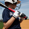 Medallion Youth Fastpitch Batting Gloves