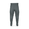 Tapered Double-Knit Piped Pants