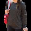 Women's Heathered Long Sleeve Performance Tee