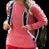 Women's Long Sleeve Tri-Blend Tee
