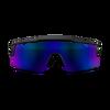 Youth Shield Performance Sunglasses - Matte Black
