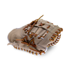 "Oxbow M Type 38S1 12.75"" Double Post Web"