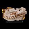"Cypress M Type V240C1 34"" Solid Web Catchers Mitt"