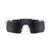 Youth Shield Performance Sunglasses - Matte White