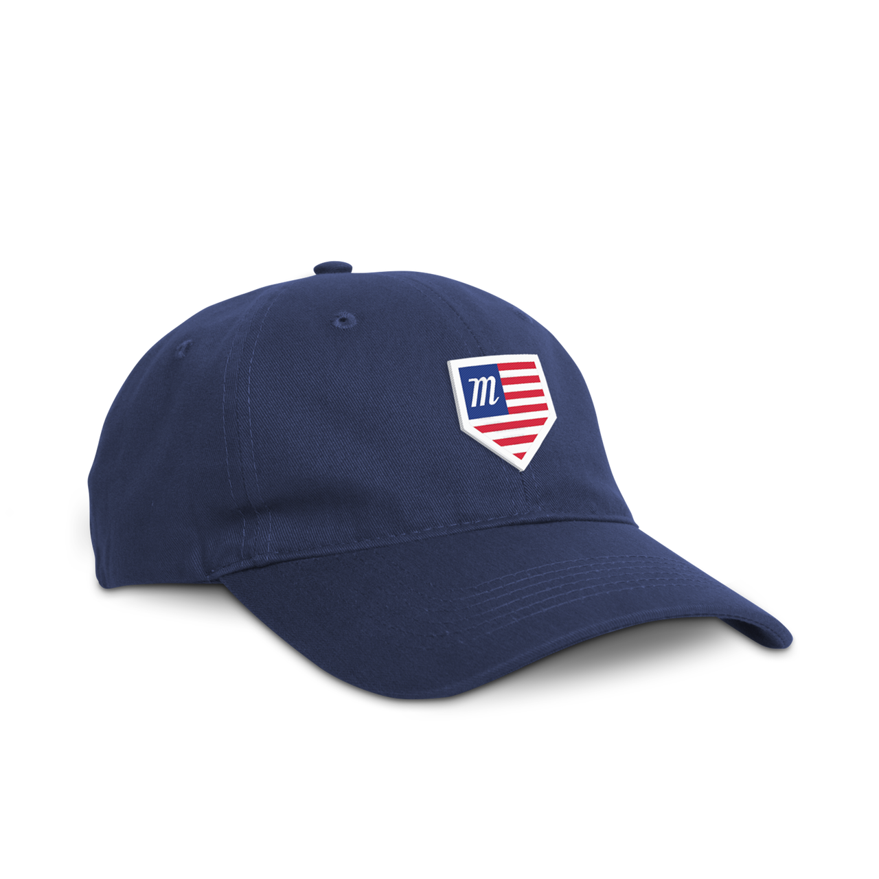 97ae3911b72 Marucci USA Home Plate Relaxed Fit Adjustable Hat