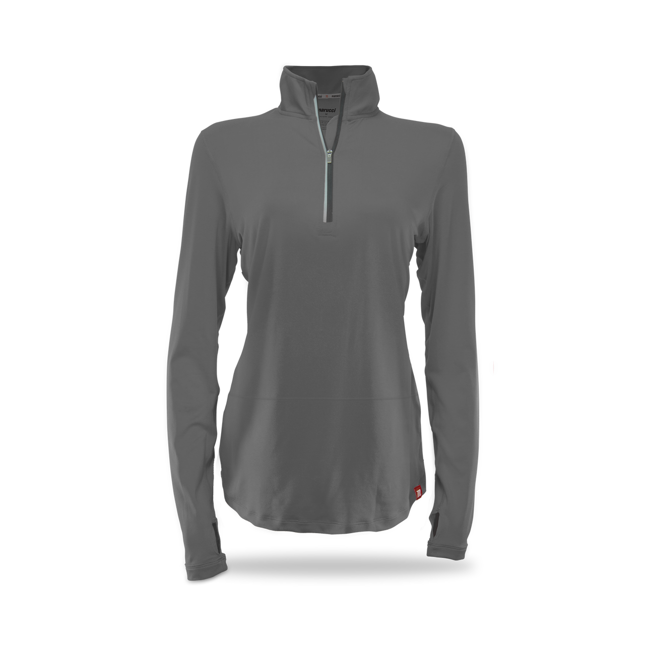 af2f294ac7d9 Women s Long Sleeve 1 4 Zip Performance Top - Marucci Sports