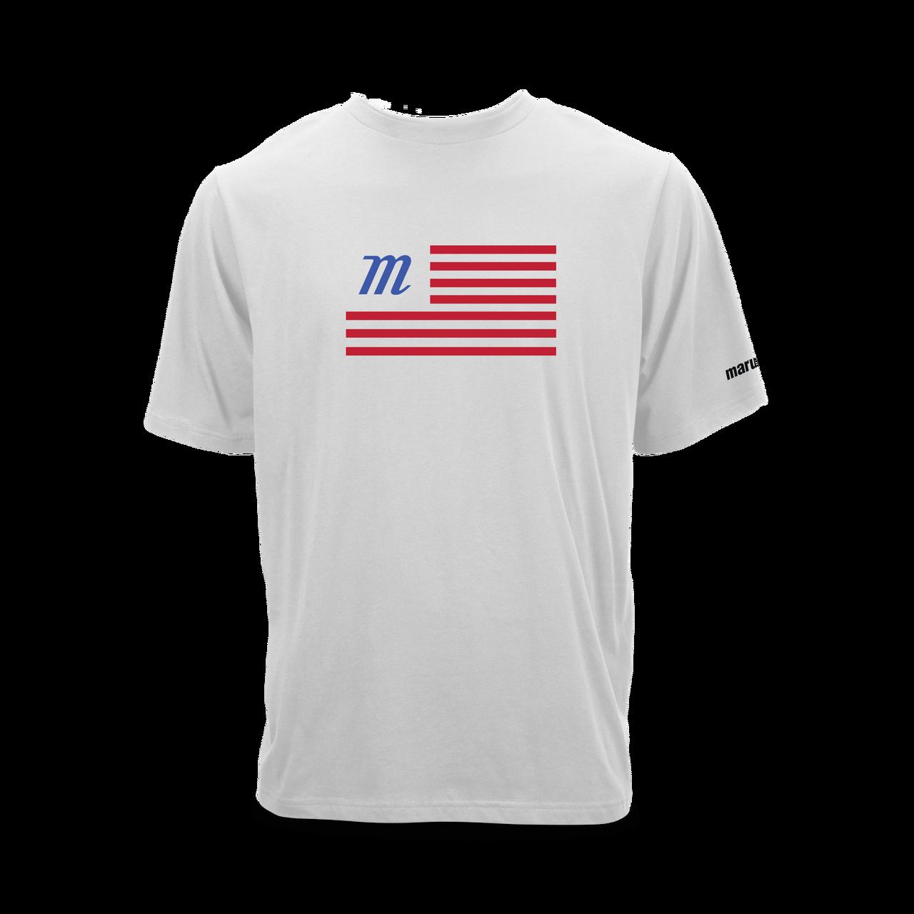 adba33ec5b32 Marucci Flag T-Shirt