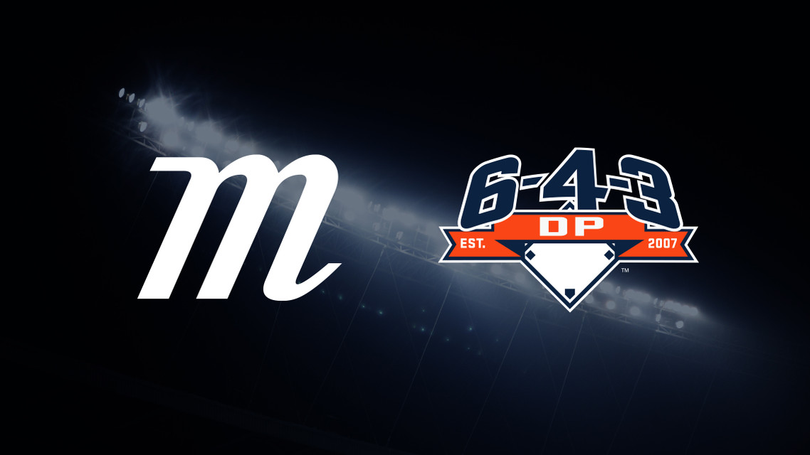 Marucci Sports Announces New Partnership with 6-4-3 DP Baseball