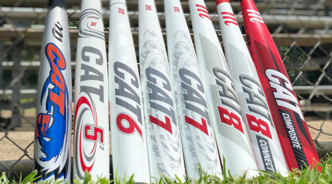 Evolution of the CAT Baseball Bat Line