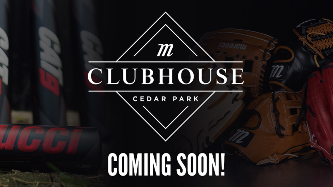 Marucci Clubhouse Expanding With Cedar Park Location