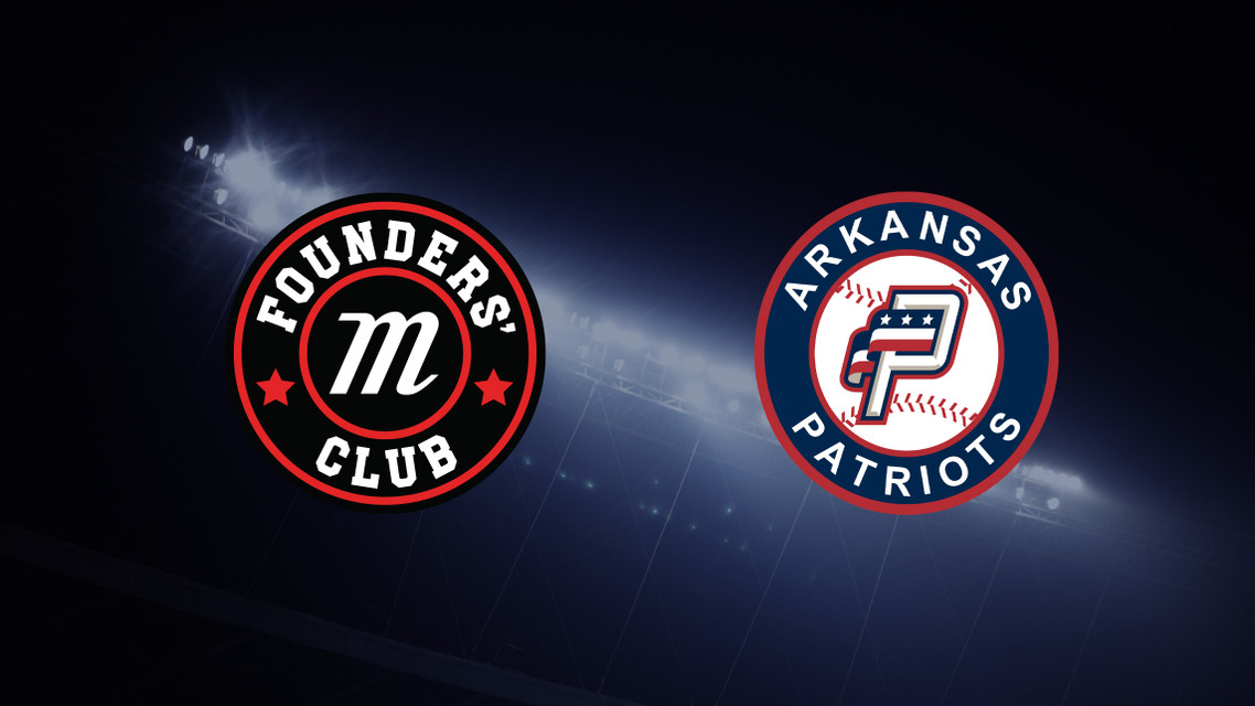 Marucci Adds Its Newest Founders' Club Member With The Arkansas Patriots
