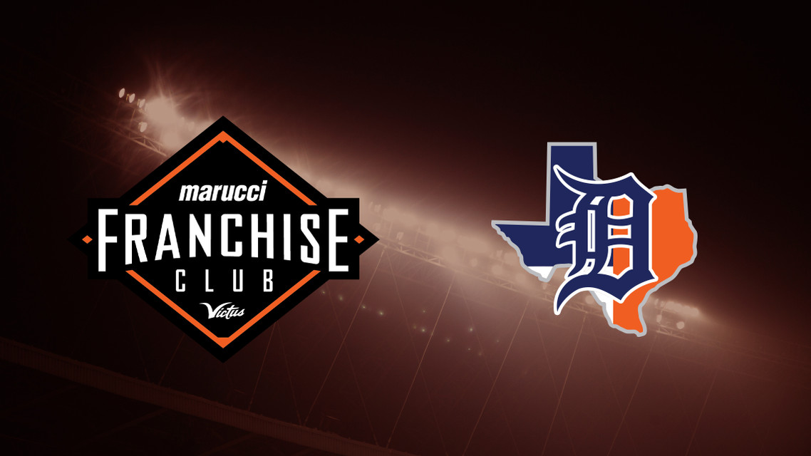 Dallas Tigers Round out the Teams Joining Marucci's Franchise Club