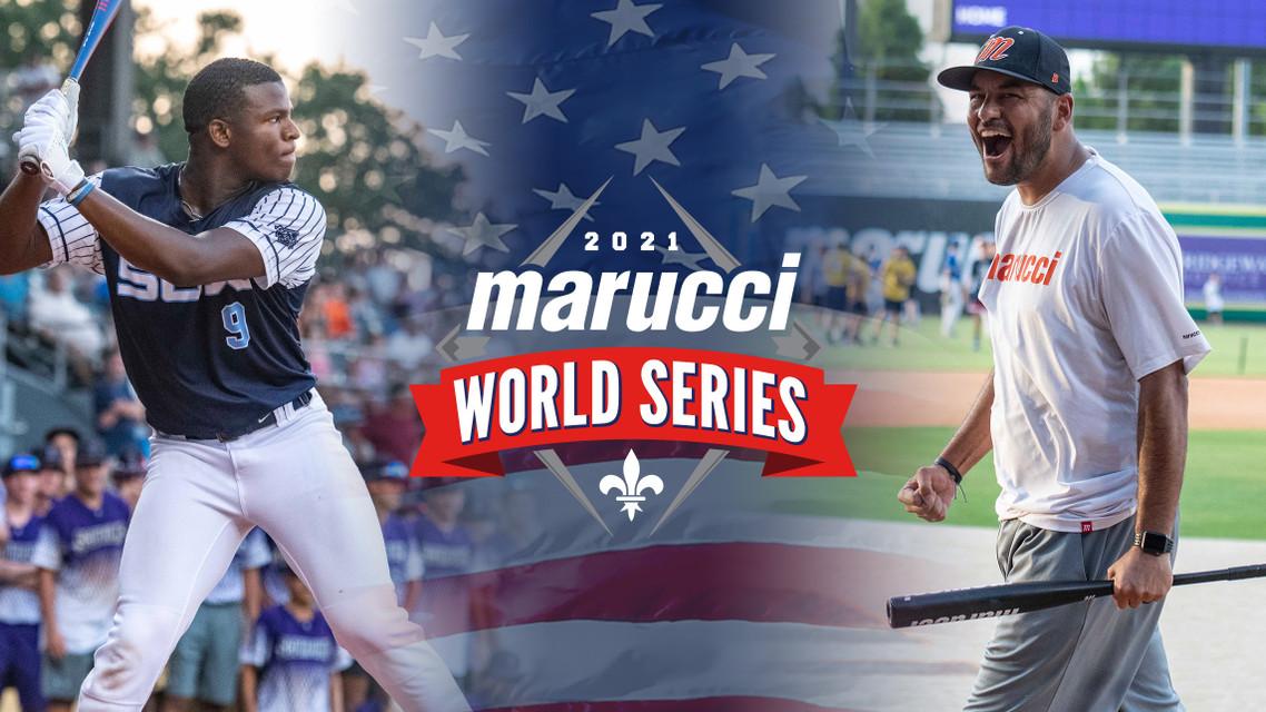 2021 Marucci World Series Championship Live Stream