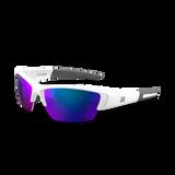 MV108 Performance Sunglasses - Matte White