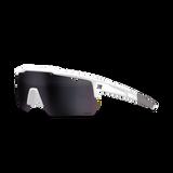 Shield Performance Sunglasses - Matte White