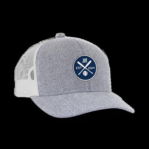 Established Patch Snapback Hat