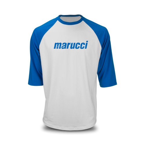 Youth Marucci Branded 3/4 Performance Tee