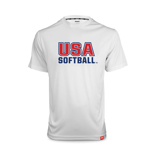 USA Softball Performance Tee